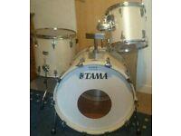Tama Granstar birch drum kit