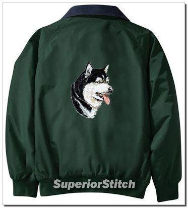 ALASKAN MALAMUTE Challenger jacket ANY COLOR B
