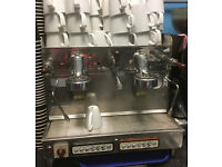 Elektra espresso coffee machine, 2 group, lovely compact machine, in Nottingham NG4