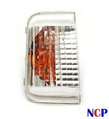 PEUGEOT BOXER FIAT DUCATO CITROEN RELAY 06> LH DOOR MIRROR INDICATOR LAMP LIGHT