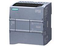 Siemens S7-1200 PLC CPU Ethernet Networking Profinet Interface