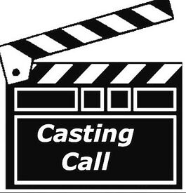 Open Casting for Models / Film Extras on TUESDAY 23RD / WEDNESDAY 24TH August 11am to 5pm Open