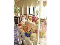 Candy/ popcorn/ doughnut cart