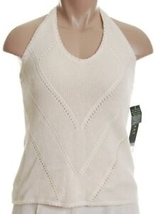 ** NEW ** RALPH LAUREN Knit Lined Halter Top Gatineau Ottawa / Gatineau Area image 1