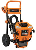 Generac 2000-3000PSI Variable Power Washer