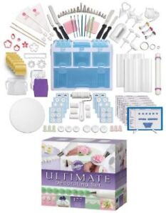 "Wilton Ultimate Cake Decorators Set ""177"" pieces"