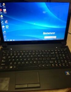 Bussiness Class Lenovo B575      90 Day Warranty !!
