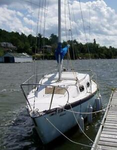 23' Mark Marine sloop for sale