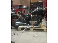 Yamaha virago 250 for parts £50 for it all