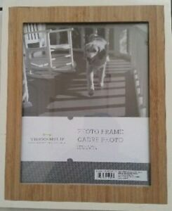 Threshold Wood Picture / Photo Frames Different Sizes BRAND NEW