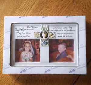 First Communion Picture Frames