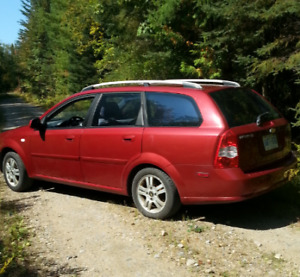 2006 Chevrolet Optra Wagon - LOW MILEAGE!