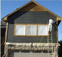 EXTERIOR PAINTING / STAINING