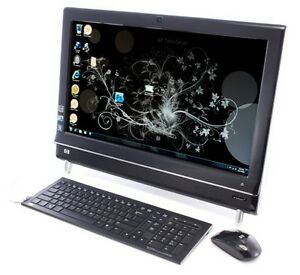25.1 touch screen all-in one