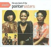 Pointer Sisters CD