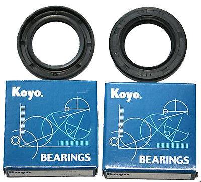 Yamaha R1 & R6 98-14 Premium KOYO Front Wheel Bearings & Seals