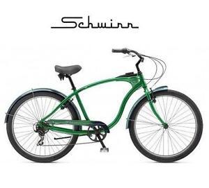NEW* SCHWINN PANTHER CRUISER BIKE - 115350862 - 27 INCH BICYCLE GREEN