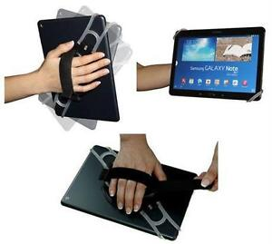 NEW UNIVERSAL TABLET HAND STRAP Aleratec - Strap Holder for 7-10 Inch tablets 80206528