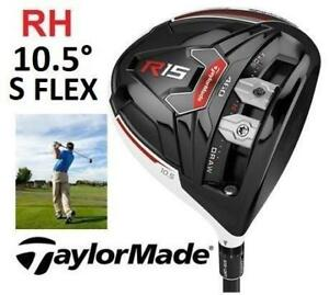 NEW TAYLORMADE R15 10.5° DRIVER R15 187129536 RH GOLF CLUB 10.5° REGULAR STIFF FLEX RIGHT HAND