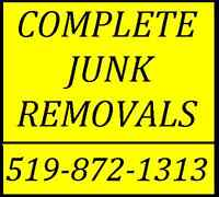 Junk, Furniture, Appliance, etc  LOWEST COST REMOVALS...