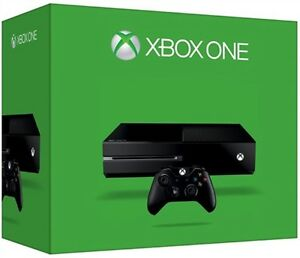 XBOX ONE 500GB NEW IN open BOX WITH CHARGER AND 1 CONTROLLER 514