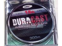 Ngt Duracast fishing line 300m.