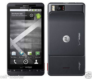 Verizon Page Plus Motorola MB810 DROID X  Black CDMA 8GB 8MB Android  New!