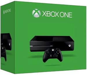 XBOX ONE 500GB NEW IN open BOX WITH CHARGER AND 1 CONTROLLER 51