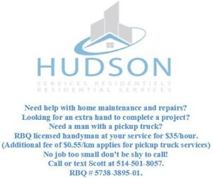 Handyman $35/hour