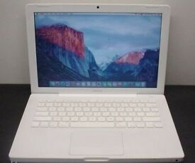 Macbook 2009 laptop Intel 2ghz Core 2 duo processor in full working order