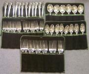 Sterling Silver Service for 12