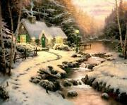 Thomas Kinkade Signed