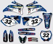 YZ250F Graphics Kit
