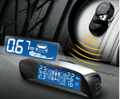 Tyre Pressure Monitor System ******8111 Sydney City Inner Sydney Preview