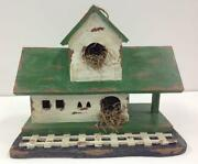 Antique Bird House
