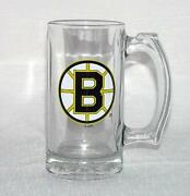 Boston Bruins Glass
