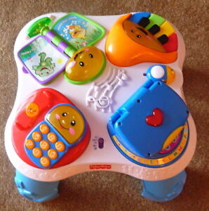 Fisher Price Laugh & Learn Fun With Friends Musical