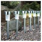 10 Solar Garden Lights