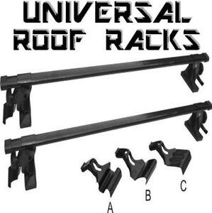 Universal Car Roof Racks (black) BRAND NEW! Baulkham Hills The Hills District Preview
