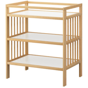 IKEA GULLIVER Baby Changing Table (Original Price $139)
