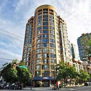 $2800 2bdrm-Yaletown 2 Brm/2 Bath+den, with parking