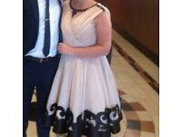 Kim Kardashian inspired wedding guest (occasion) dress