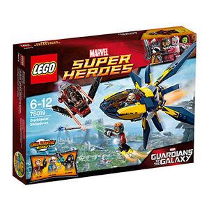 NEU& OVP, LEGO 76019 Marvel Super Heroes Starblaster, 76081, 76087, 76032, 76020