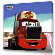 Disney Cars Canvas