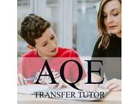 AQE and GL Transfer Test Tutor Ballymena Classes
