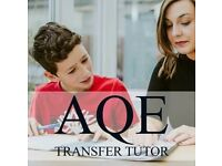 AQE Transfer Test Maths and English Revision Classes/ Tutor