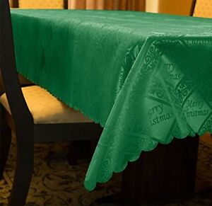 Beatiful Christmas Tablecloth Downtown-West End Greater Vancouver Area image 2