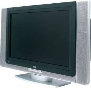 """32"""" Acer LCD TV AT3201W"""