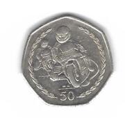 Isle of Man TT Coins