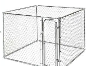ISO outside dog chain link kennel